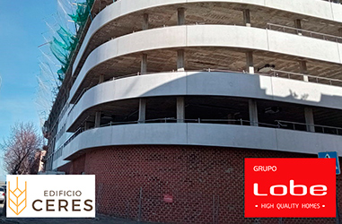 Obras Edificio Ceres